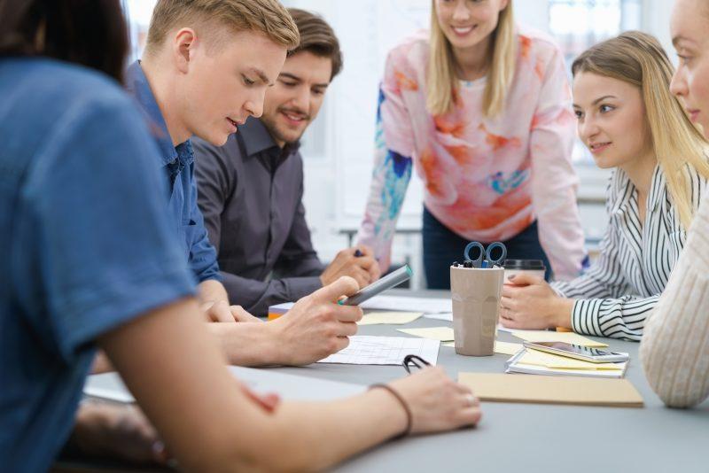 föreläsare medarbetarskap